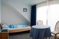 Zweibett Schlafzimmer Haus Seewind Wohnung C